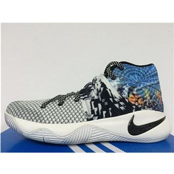 ce2eeff38460 Nike Kyrie Irving 2 Black White Shoes