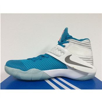 uk availability c1848 d049a Nike Kyrie Irving 2 Blue White Shoes