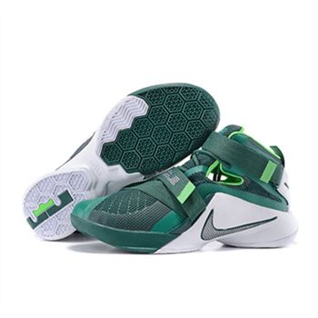 cheap for discount d2344 2d6ce NIKE Lebron James 9 Soldier Green