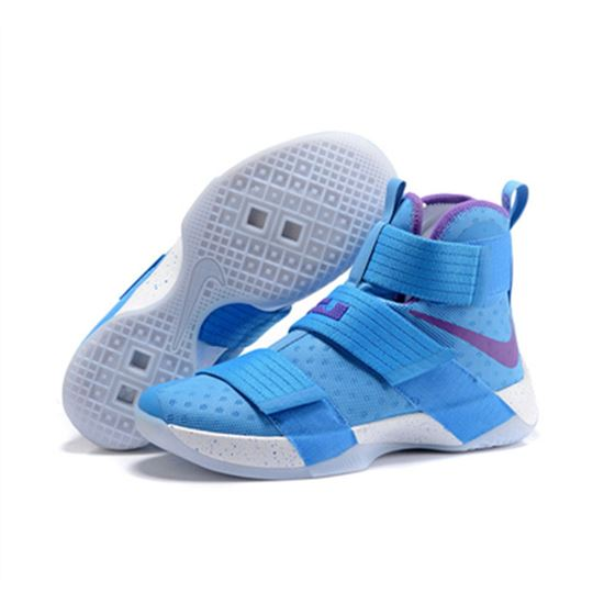 newest 126cf 9ef7d Nike Lebron Soldier 10 X Shoes blue, Lebron Shoes, Lebron James Shoes 2018