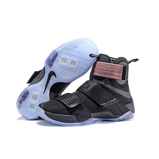 new concept bb906 cedcb Nike Lebron Soldier 10 X Shoes Black, Lebrons Shoes, Lebron ...